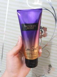 Victoria secret love spell lotion 100ml