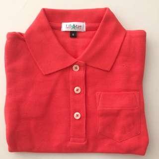 Polo shirt size S,M,L