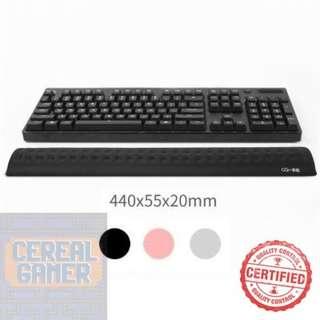 🚚 BNIB Black Memory Foam Keyboard Hand Rest