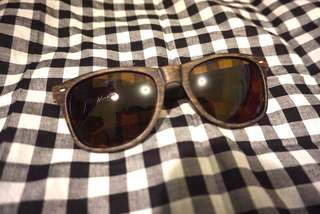 wooden sunglasses eastwood by goodsdept