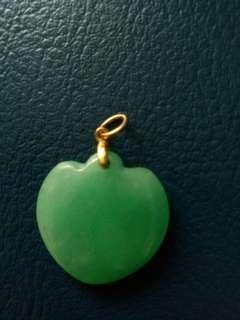 Jade Pendant 916