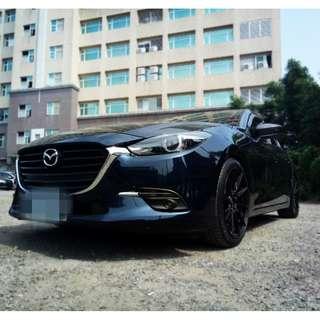 FB搜尋【小惟優質汽車】熱門車中古車二手車 馬自達 2016年 2.0 魂動馬三5D 頂級