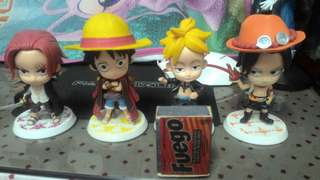 One Piece Bundled