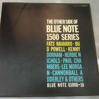Various ‎– The Other Side Of Blue Note 1500 Series, Japan Press 3x Vinyl LP Box Set, Limited Edition, Blue Note ‎– BST 84080, 1984, no OBI