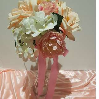 Dessert Table / Wedding Props Rental_European-style Vase with Artificial Deco Flower