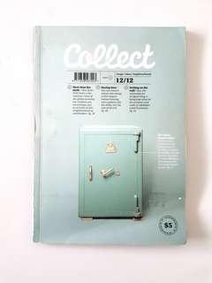 COLLECT DESIGN MAGAZINE ISSUE 11 12/12