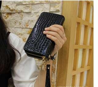 New fashion women long wallet