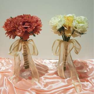 Dessert Table Props Rental_European-style Vase with Artificial Deco Flower_Wedding