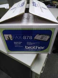 Fax Machine-878