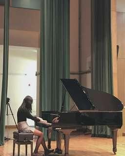 鋼琴 伴奏 音樂系