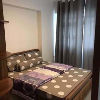 New HDB high floor common room for rent