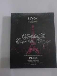 NYX PARIS LIP & EYE COLLECTION