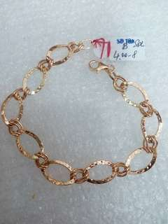 Authentic Gold  Bracelet