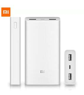 Original Xiaomi 2C power bank#20000mah#7-11 cod