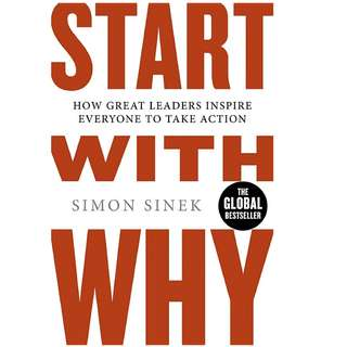 Start With Why by Simon Sinek (EBook Non-Fiction)