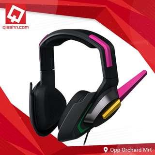 Razer D.VA Meka Headset - Analog Gaming Headset