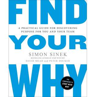 Find Your Why by Simon Sinek (EBook Non-Fiction)