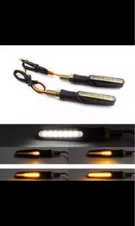 LED Signal Lights direction flash / flow with DRL