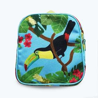 Kids Rybka Animal Bag - Toucan