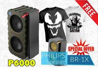 Philips Speaker BR-1x