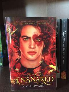 Ensnared by AG Howard