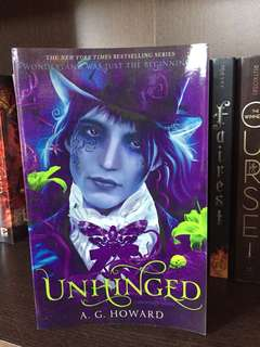 Unhinged by AG Howard