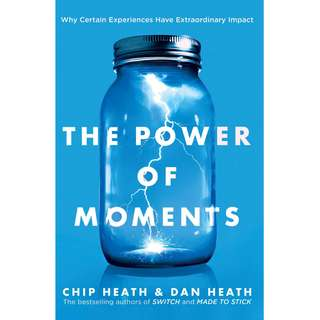 The Power of Moments by Chip Heath (EBook Non-Fiction)