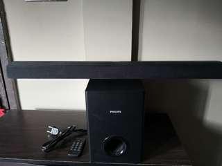 Philips Soundbar model Css2133b