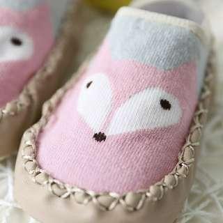 Anti slip baby shoes