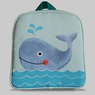 Kids Rybka Animal Bag - Whale