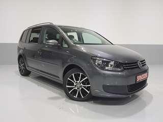 Volkswagen Touran 1.6 TDI (OPC)