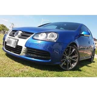 08年 R32 寶藍