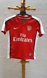 Arsenal Football Shirt #July100