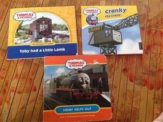 Thomas story books