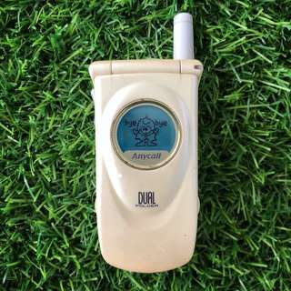 原裝香港中文行貨 三星雙面王 Samsung Anycall SGH-A288 Nokia Sony Ericsson Motorola
