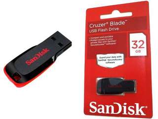 SanDisk 32GB USB Flash Drive