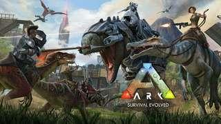 Ark Survival Evolved Xbox One Disc