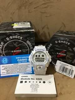 Casio Gshock Gdx6900Mc Ori mulus likenew