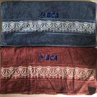 Bundle terry palmer premium towel size 70x140cm