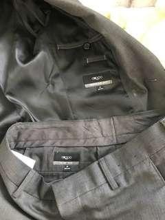 G2000 灰色西裝一套
