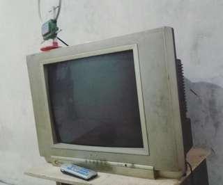 jual butuh tv tabung