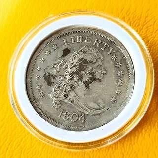 💲 USA Liberty 1804