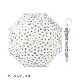 <🇯🇵日本預購> Marvel 小童雨傘