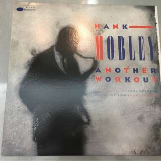 Hank Mobley ‎– Another Workout, Vinyl LP, DMM, Blue Note ‎– BST 84431, 1985, USA