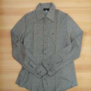 Nina Ricci Pique Cotton Shirt