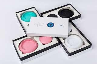 3N隱形眼鏡超聲清洗還原儀(第三代) 只需30秒就可達到99%清洗效果  唯一可以做到99%清除隱眼上 沉澱的淚蛋白的清洗機   歡迎預訂留貨  👈👈👈    黑  白  粉 藍 4隻色