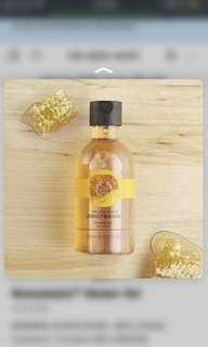 The Body Shop Shower Gel (6 bottle)