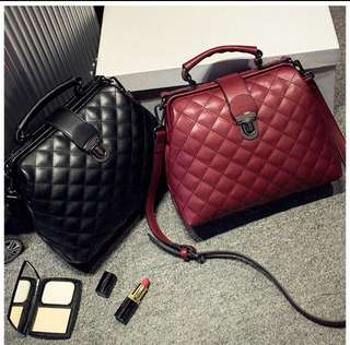 Joanne Shield Handbag
