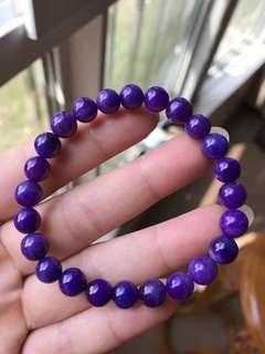 舒俱來紫羅蘭手鍊