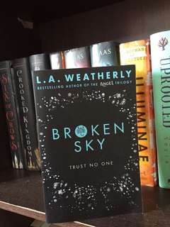 Broken Sky by LA Weatherly